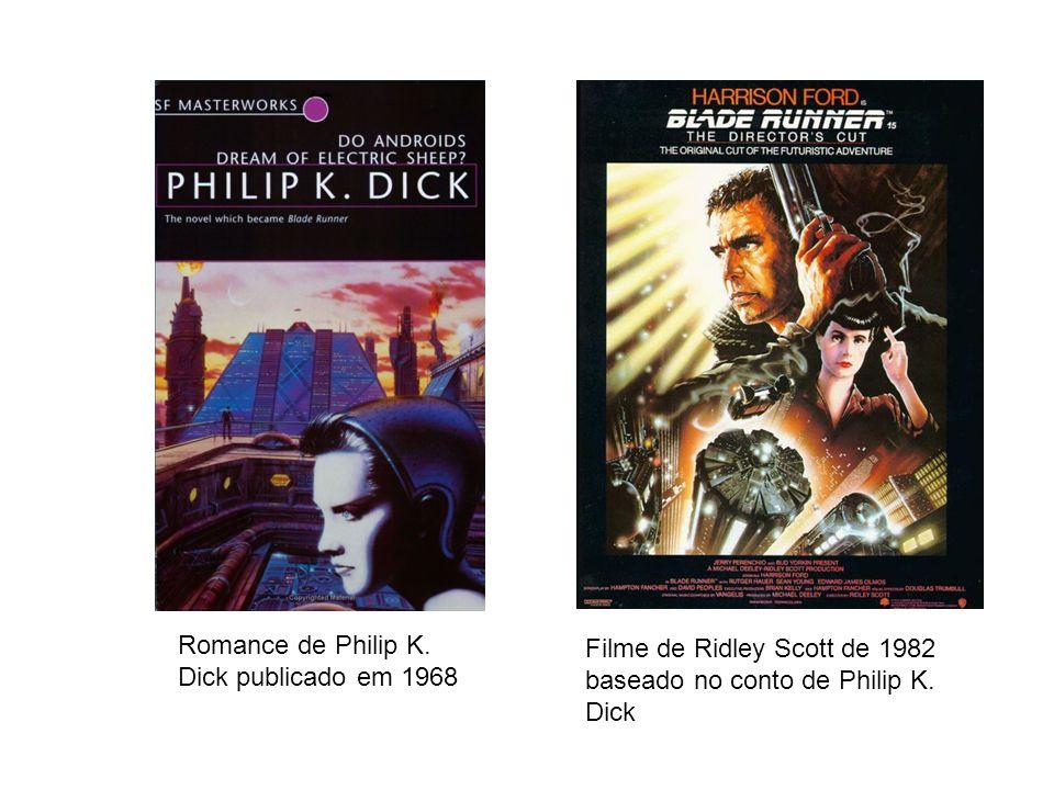 Romance de Philip K. Dick publicado em 1968