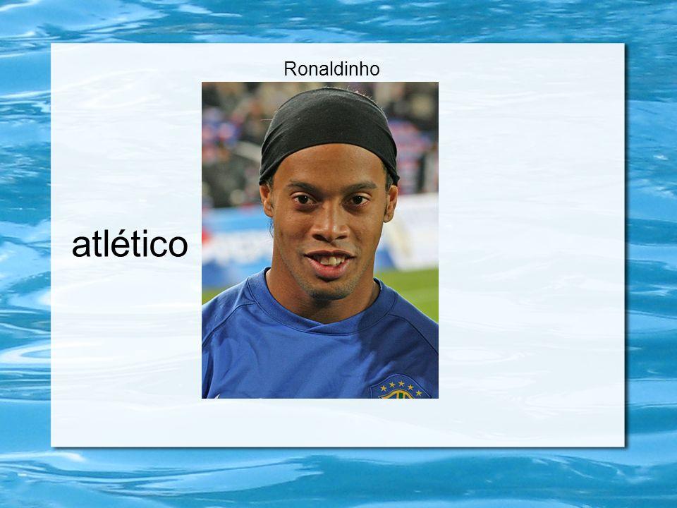 Ronaldinho atlético