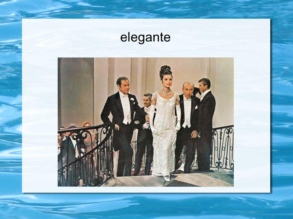 elegante