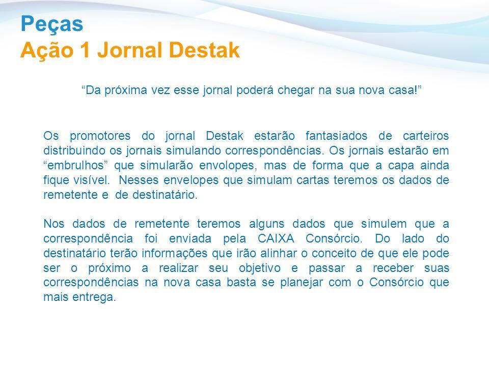 Peças Ação 1 Jornal Destak AÇÃO JORNAL DESTAK