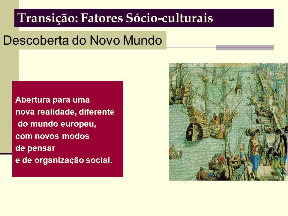 Transição: Fatores Sócio-culturais