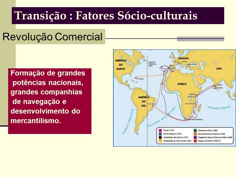 Transição : Fatores Sócio-culturais