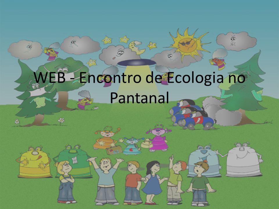 WEB - Encontro de Ecologia no Pantanal