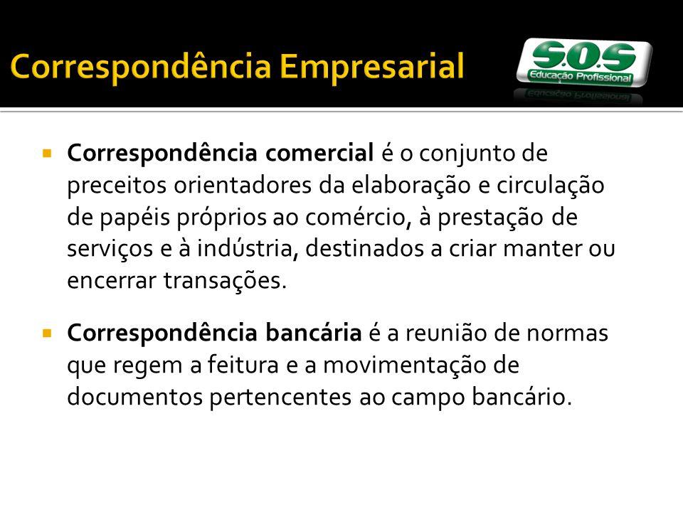 Correspondência Empresarial