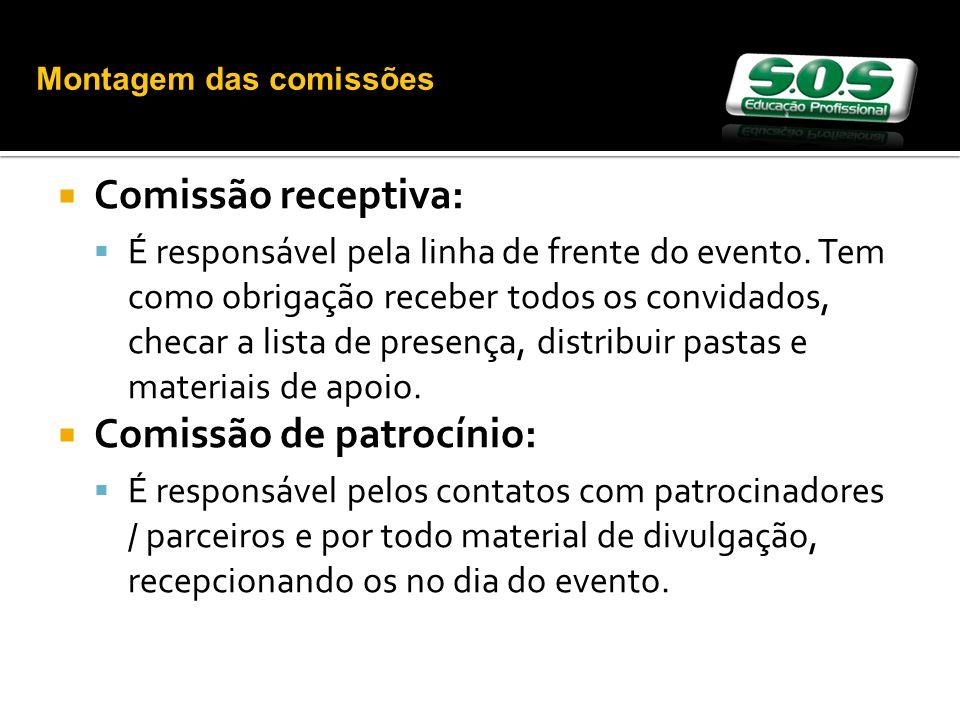 Comissão de patrocínio: