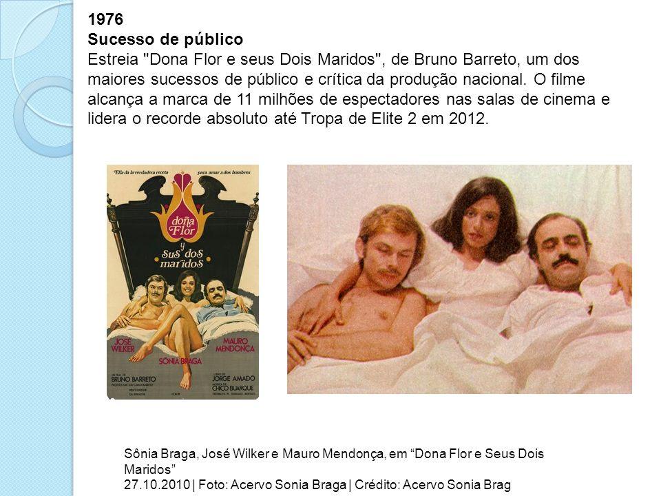 1976 Sucesso de público.