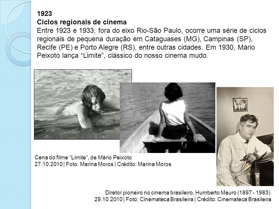 Ciclos regionais de cinema