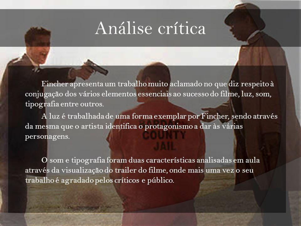 Análise crítica
