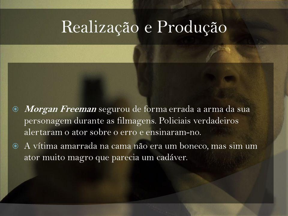 Realização e Produção