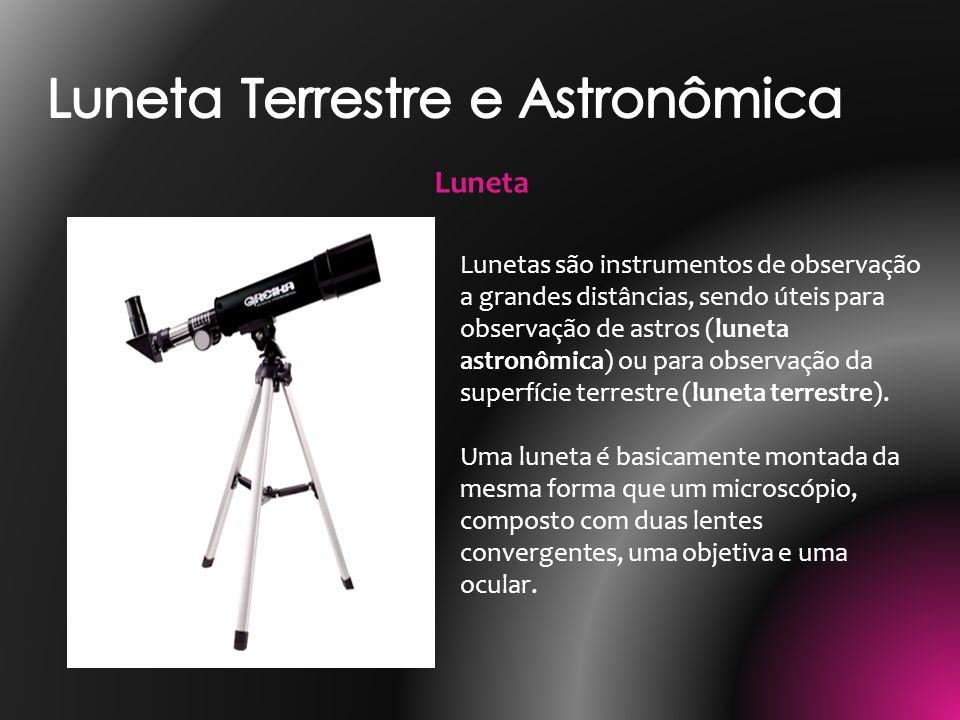 Luneta Terrestre e Astronômica