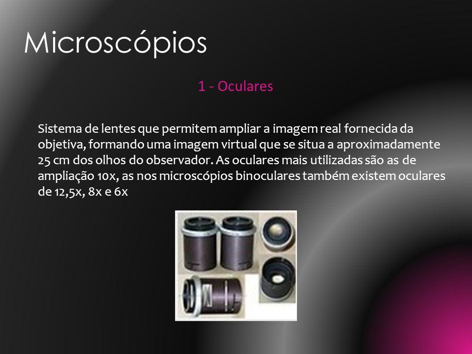 Microscópios 1 - Oculares