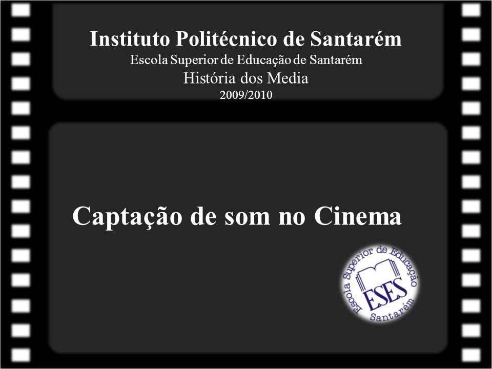 Captação de som no Cinema