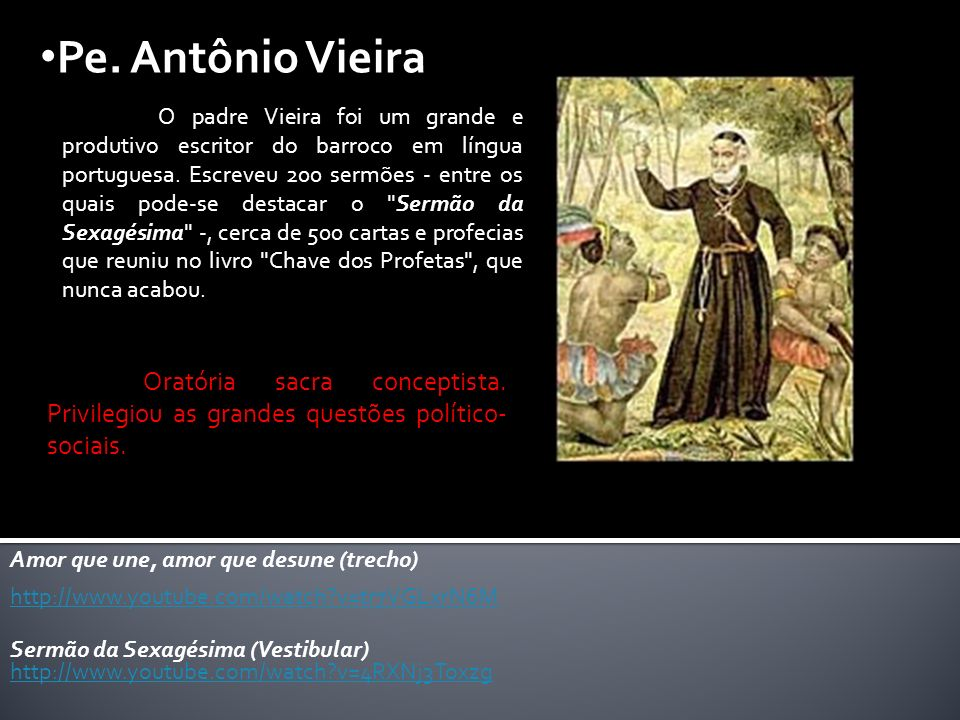 Pe. Antônio Vieira