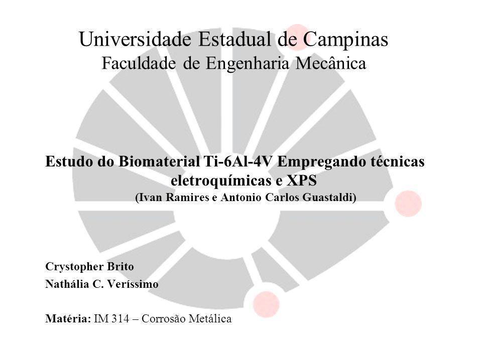 Universidade Estadual de Campinas Faculdade de Engenharia Mecânica