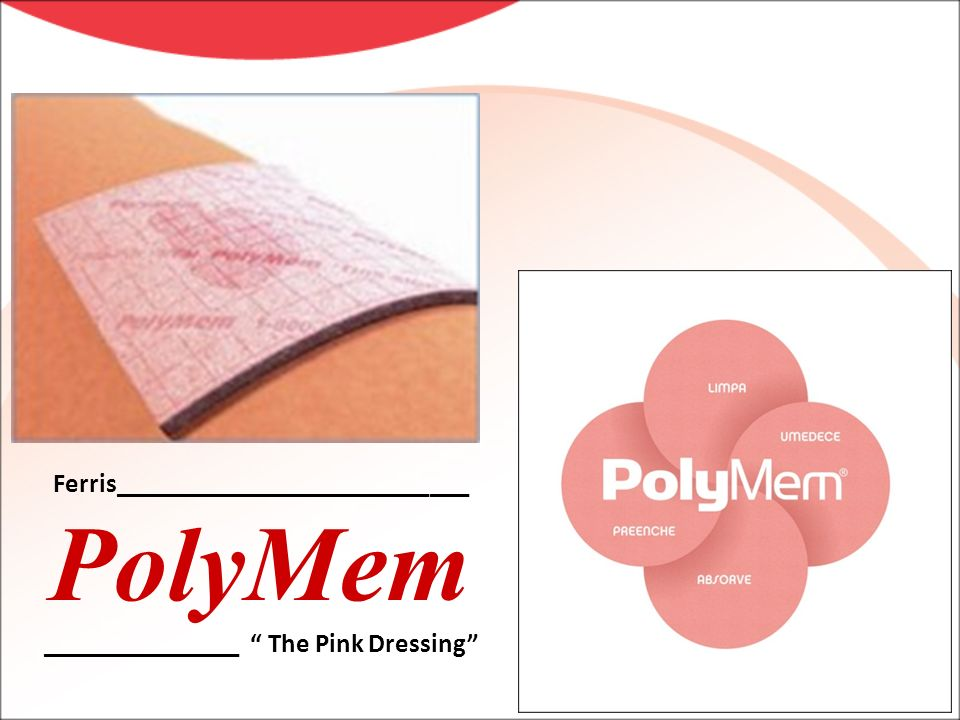 Ferris___________________________ PolyMem _______________ The Pink Dressing