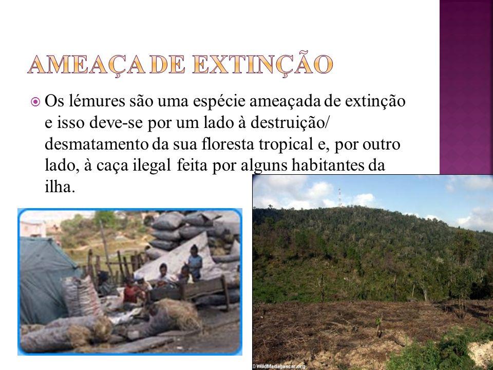 Ameaça de extinção