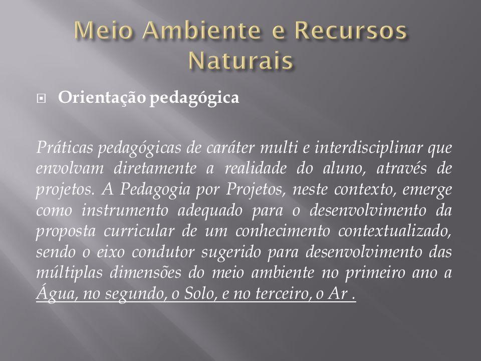 Meio Ambiente e Recursos Naturais