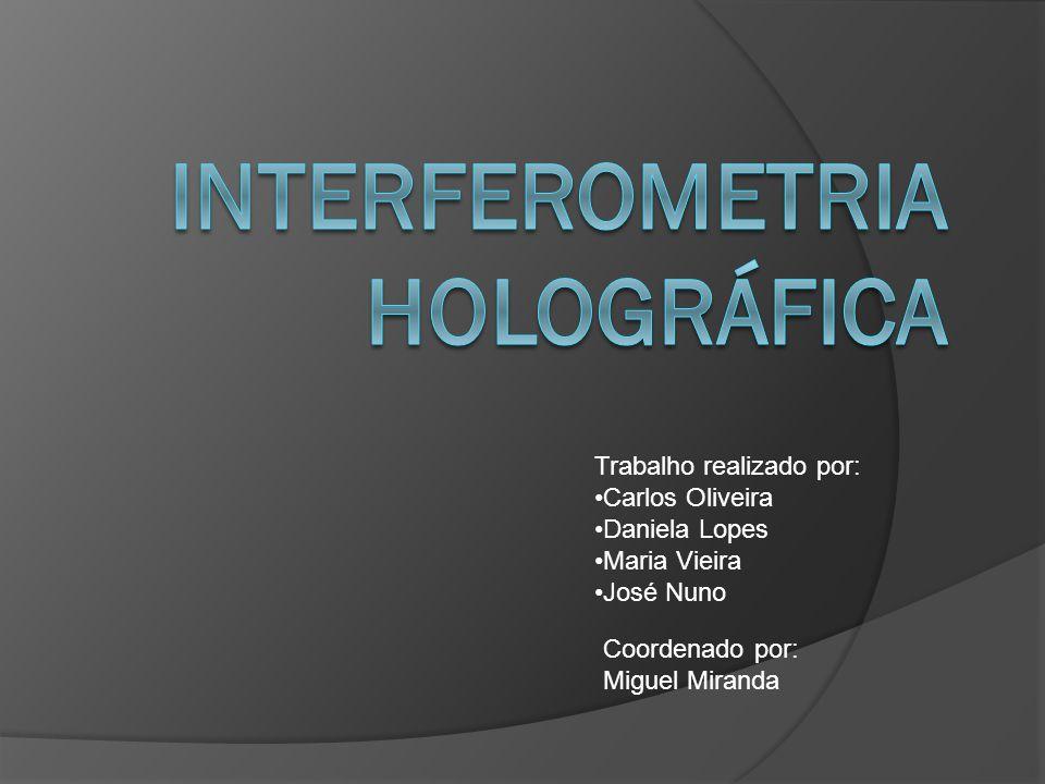 Interferometria holográfica