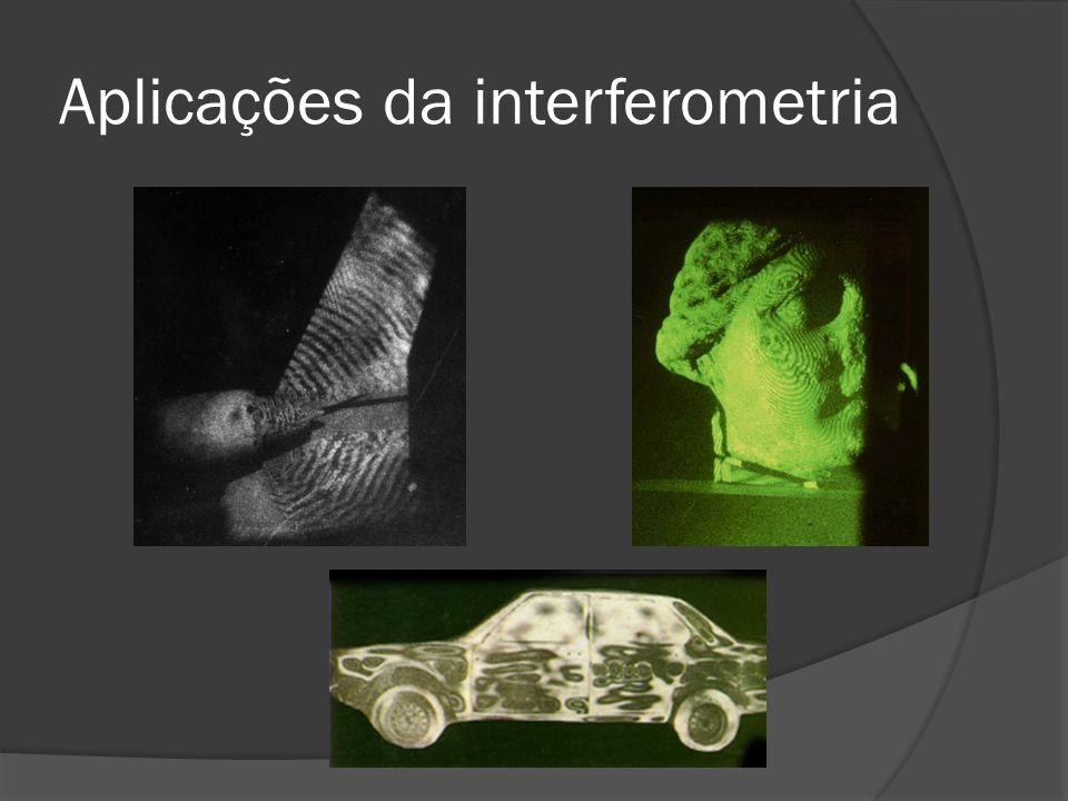 Aplicações da interferometria