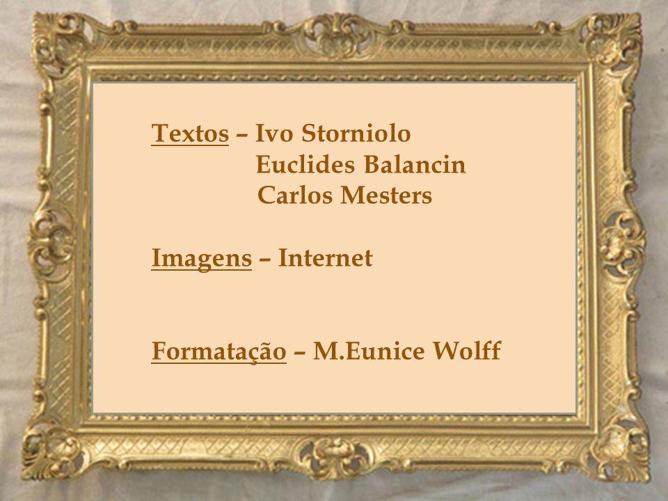 Textos – Ivo Storniolo Euclides Balancin. Carlos Mesters.
