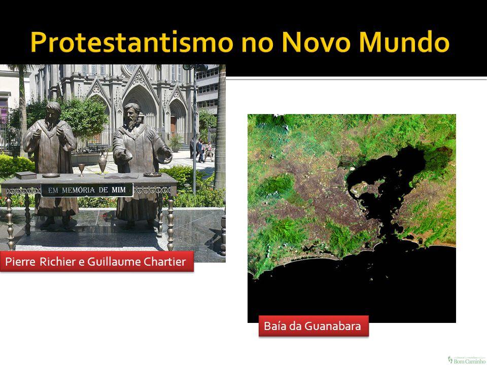 Protestantismo no Novo Mundo
