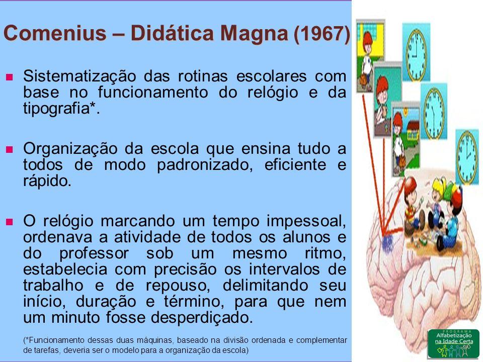 Comenius – Didática Magna (1967)