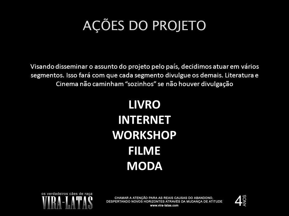 LIVRO INTERNET WORKSHOP FILME MODA