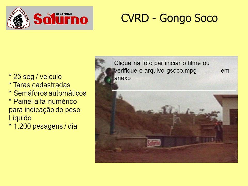 CVRD - Gongo Soco