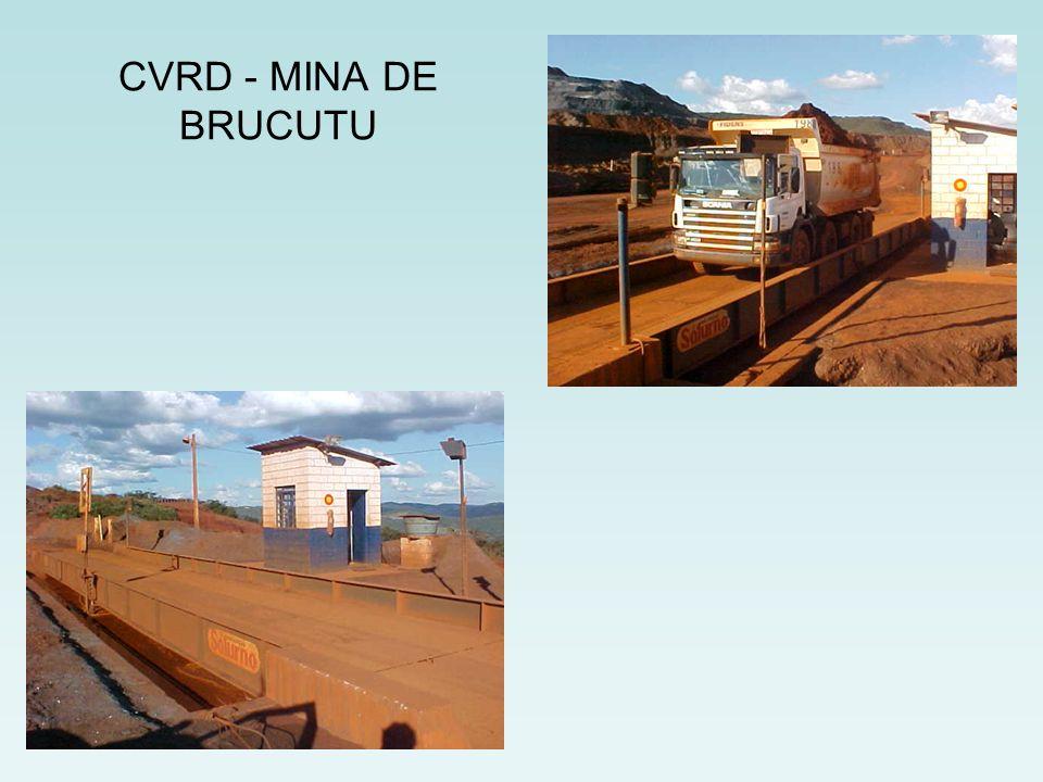CVRD - MINA DE BRUCUTU