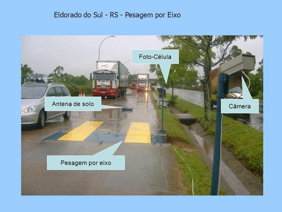 Eldorado do Sul - RS - Pesagem por Eixo
