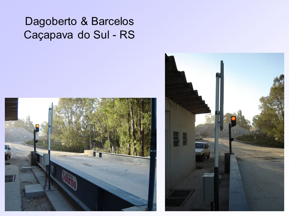 Dagoberto & Barcelos Caçapava do Sul - RS