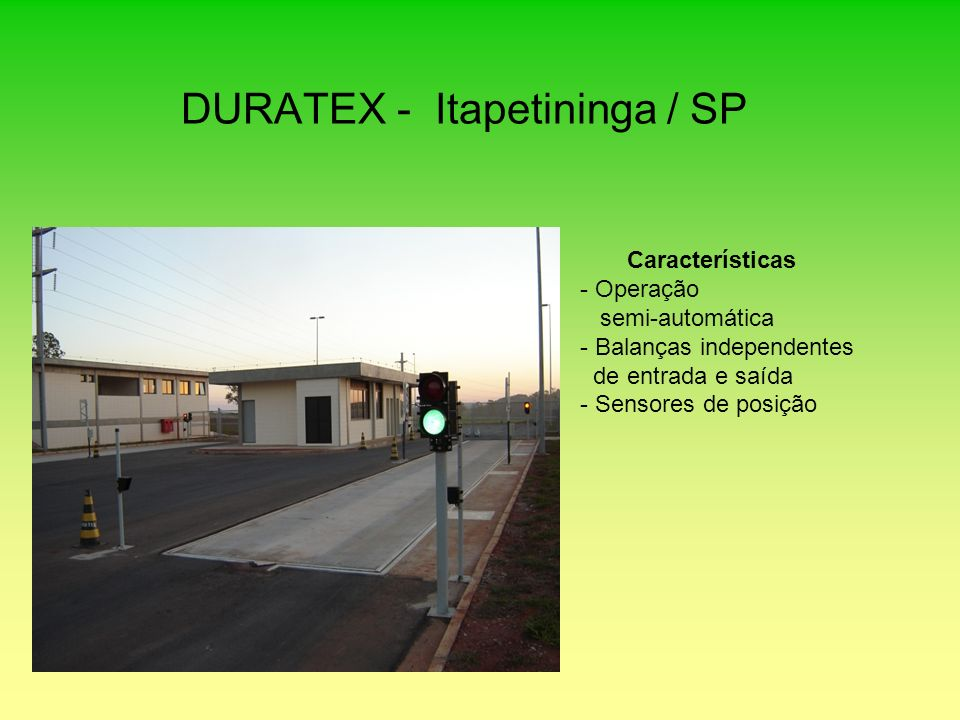 DURATEX - Itapetininga / SP