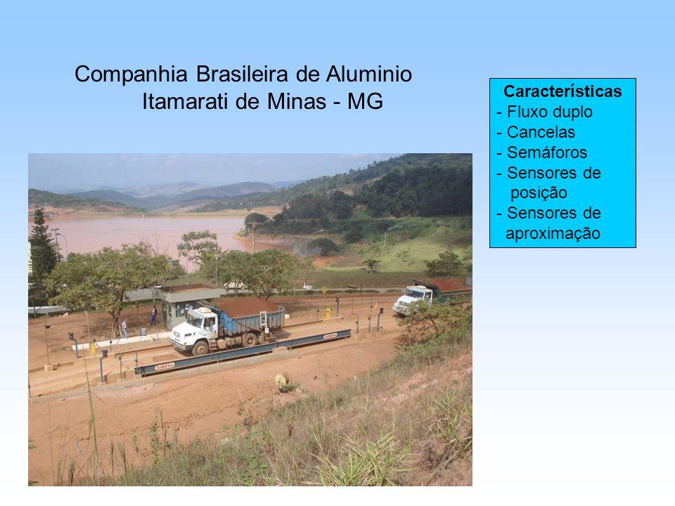 Companhia Brasileira de Aluminio Itamarati de Minas - MG