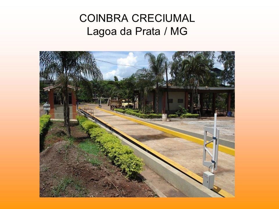 COINBRA CRECIUMAL Lagoa da Prata / MG