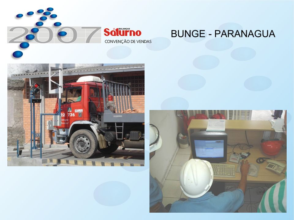 BUNGE - PARANAGUA