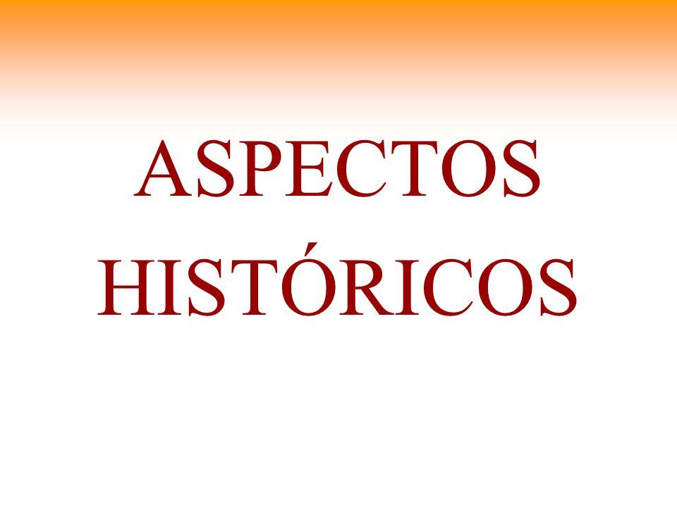 ASPECTOS HISTÓRICOS