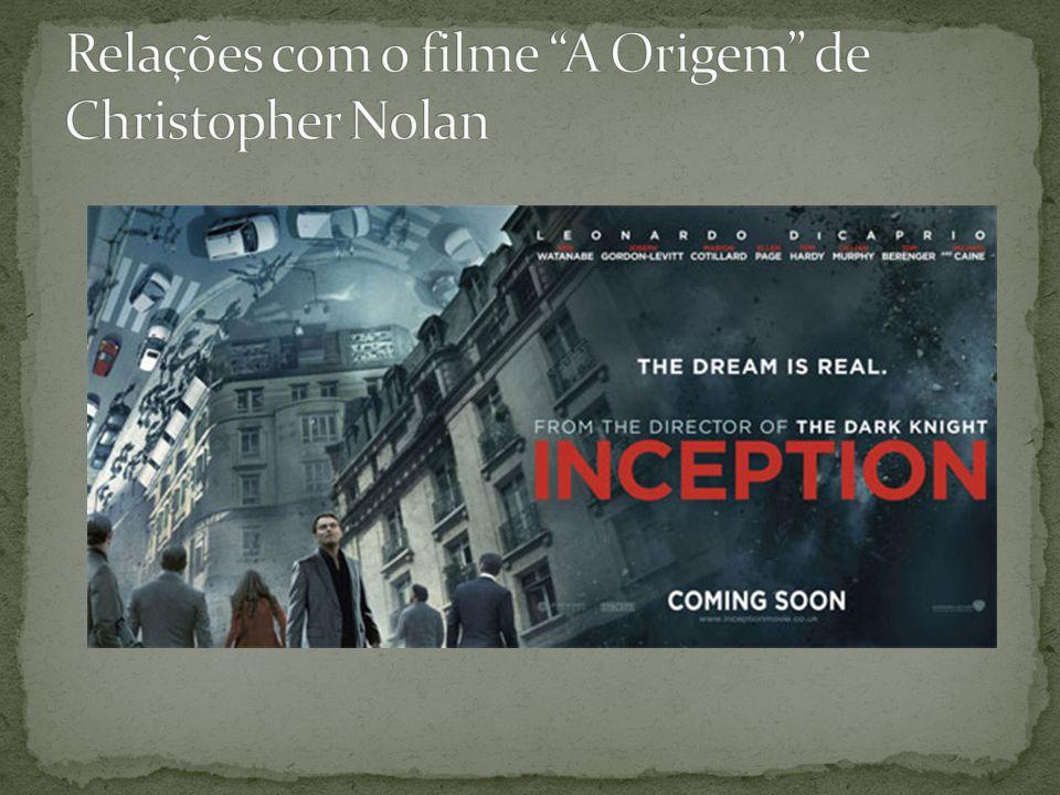 Relações com o filme A Origem de Christopher Nolan