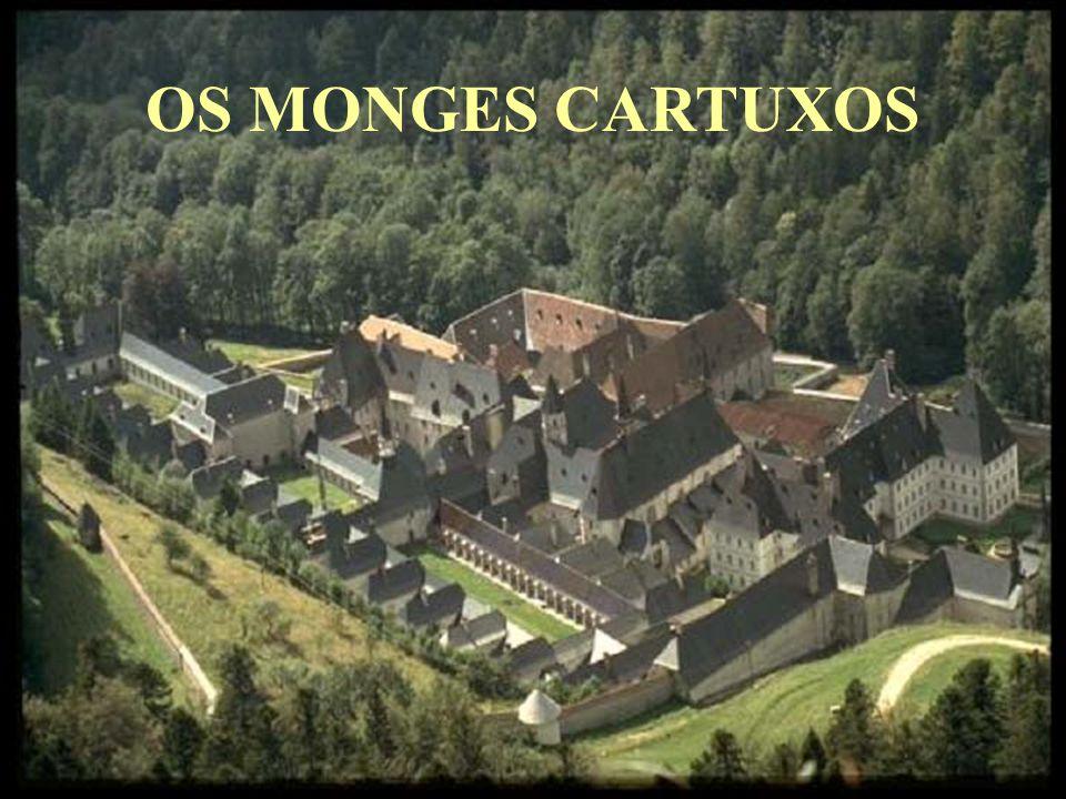 OS MONGES CARTUXOS