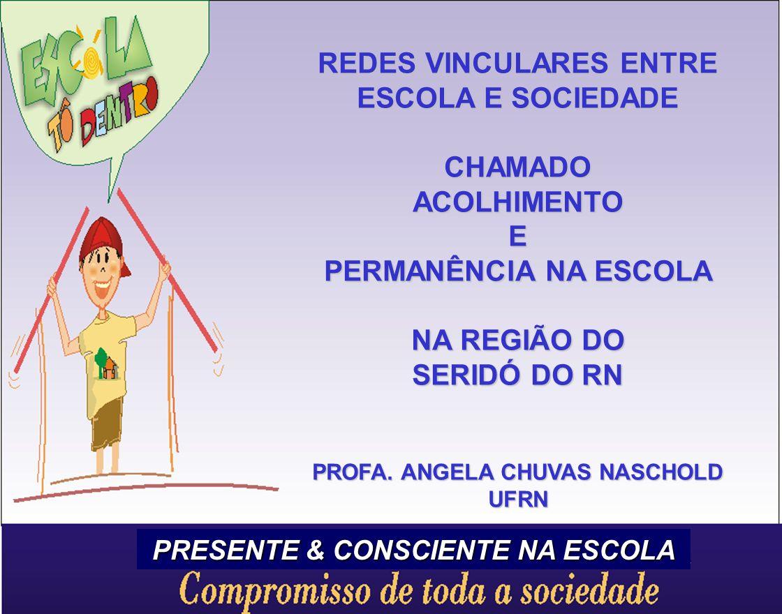 REDES VINCULARES ENTRE ESCOLA E SOCIEDADE