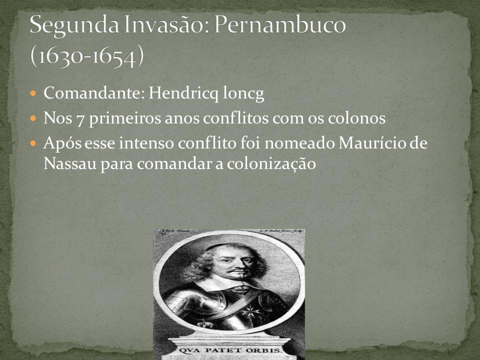 Segunda Invasão: Pernambuco (1630-1654)