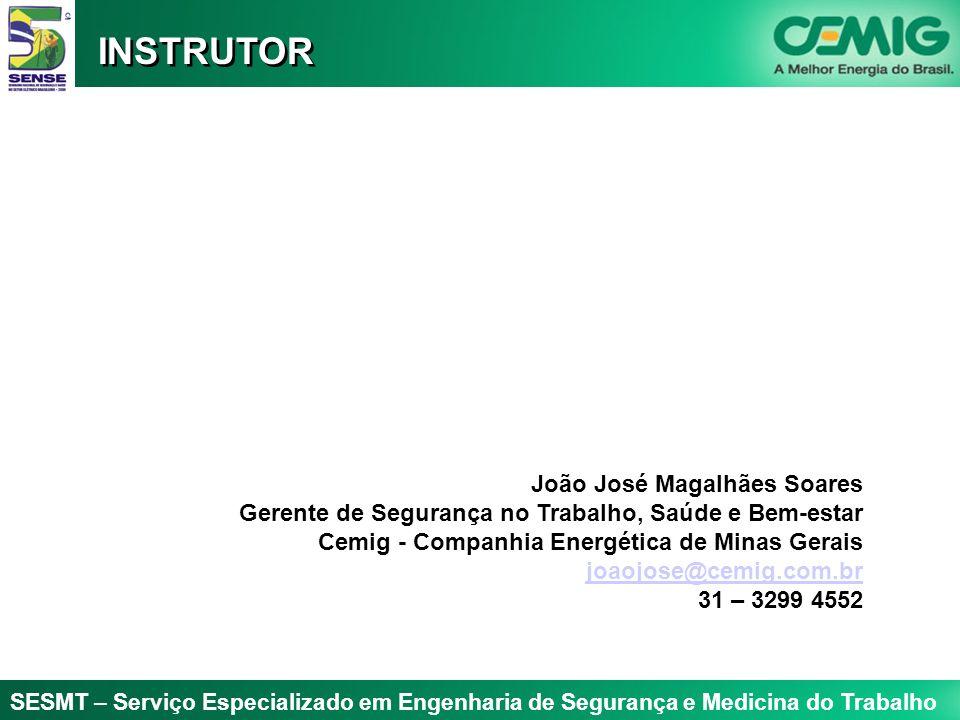 INSTRUTOR João José Magalhães Soares