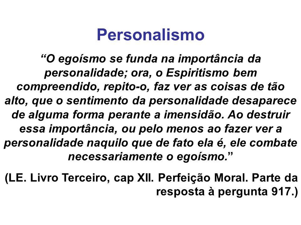 Personalismo