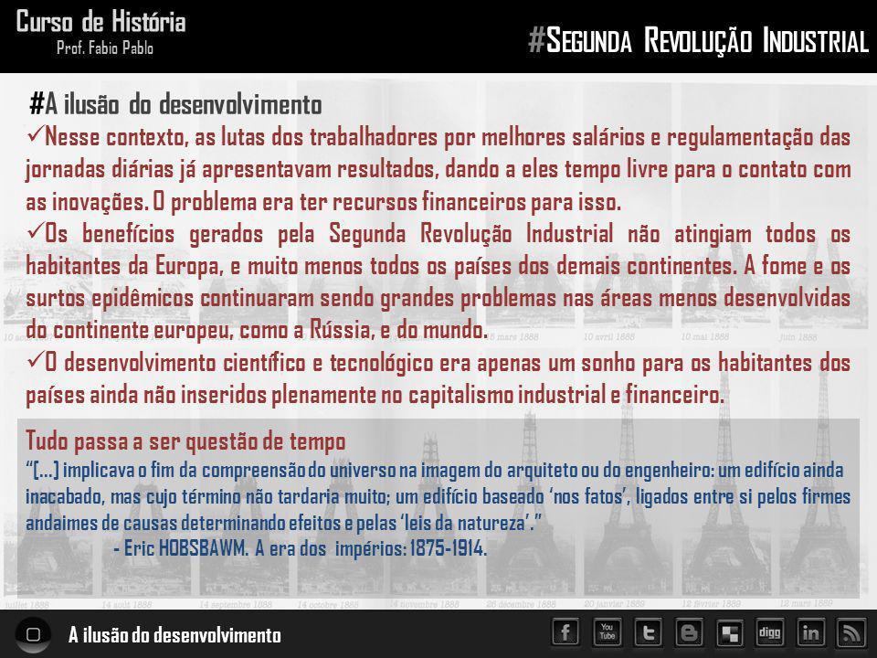 #Segunda Revolução Industrial