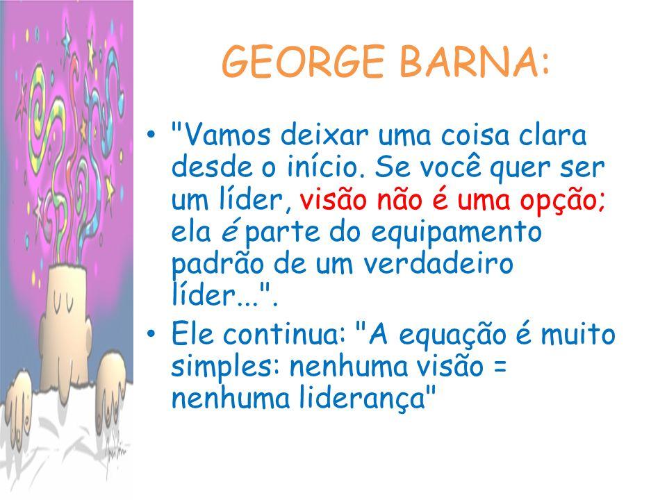 GEORGE BARNA: