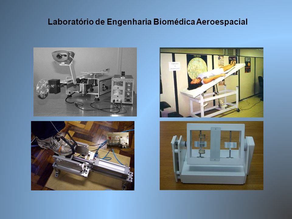 Laboratório de Engenharia Biomédica Aeroespacial