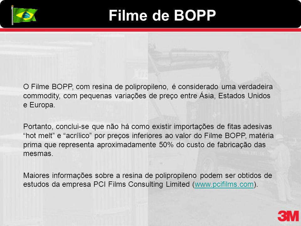 Filme de BOPP