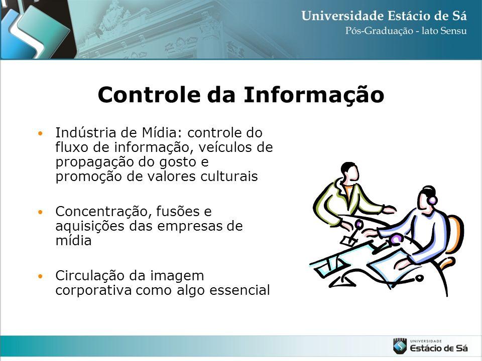 Controle da Informação