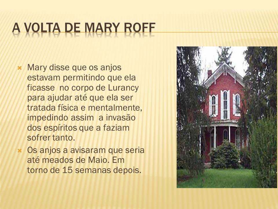 A volta de Mary Roff