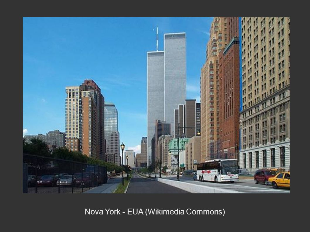 Nova York - EUA (Wikimedia Commons)‏