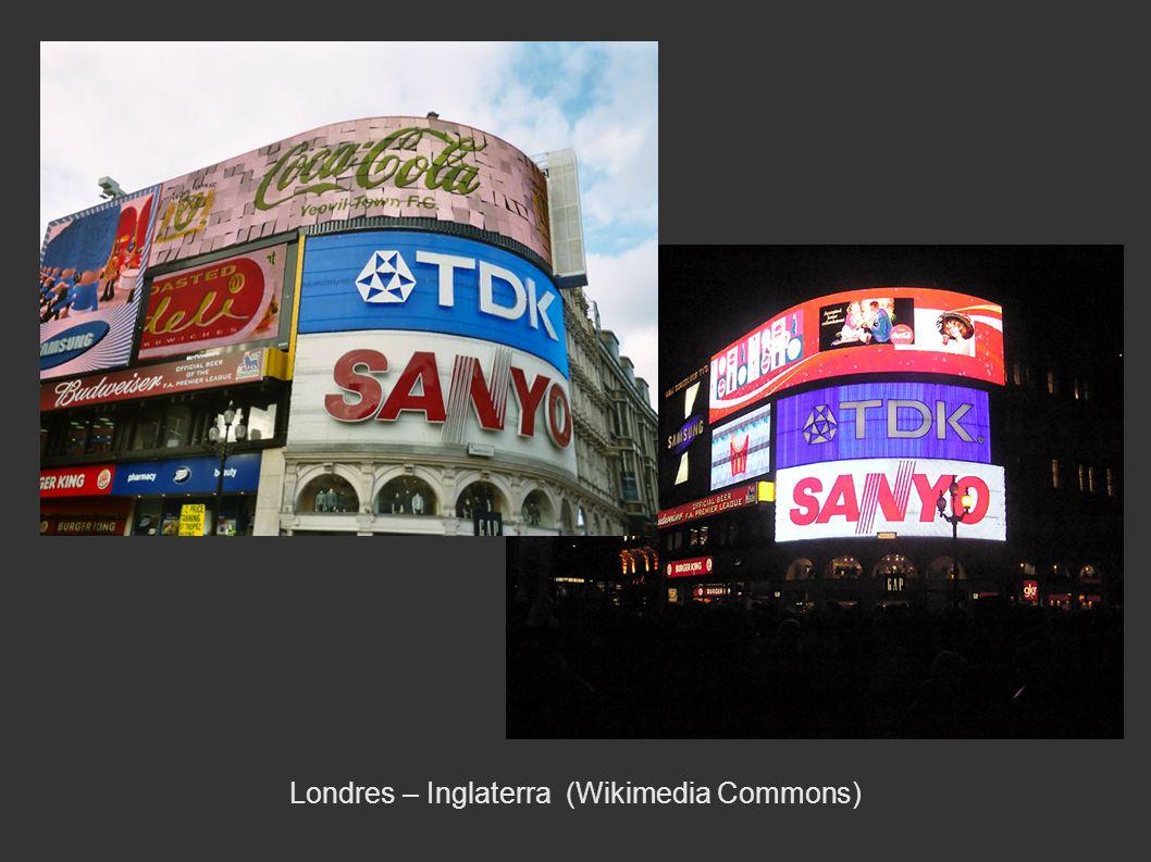 Londres – Inglaterra (Wikimedia Commons)